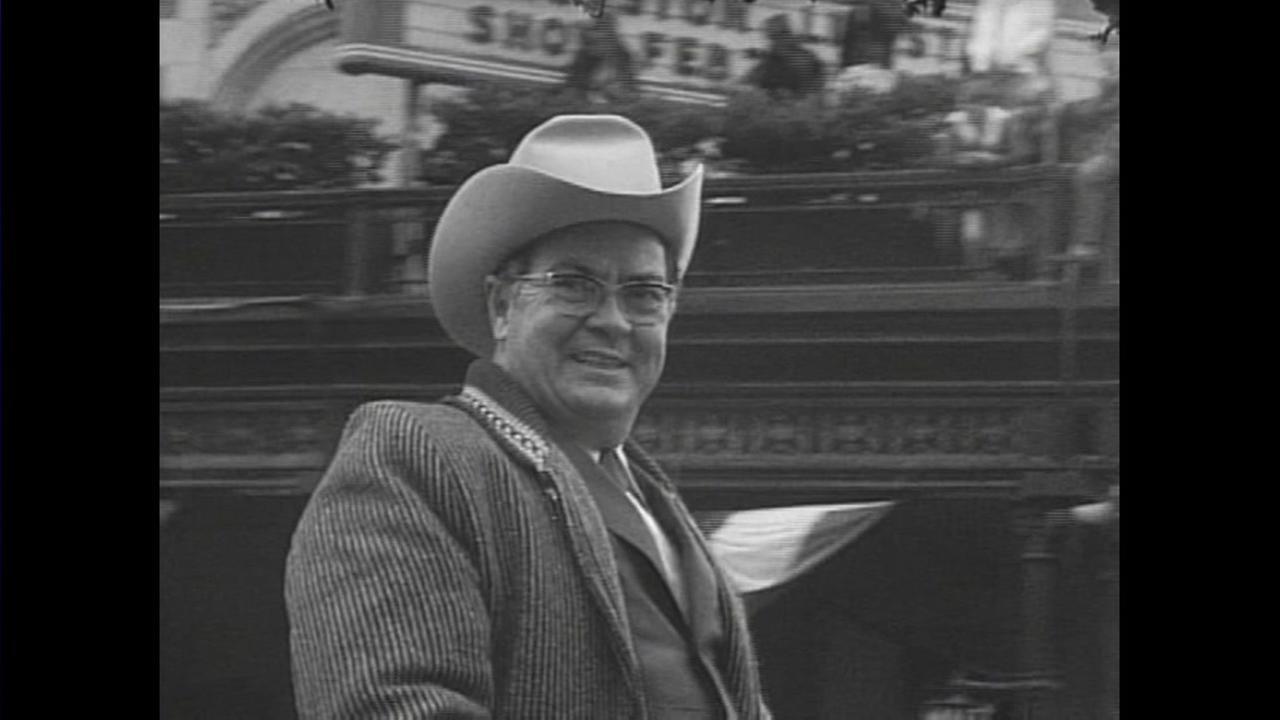 Houston Rodeo 1965