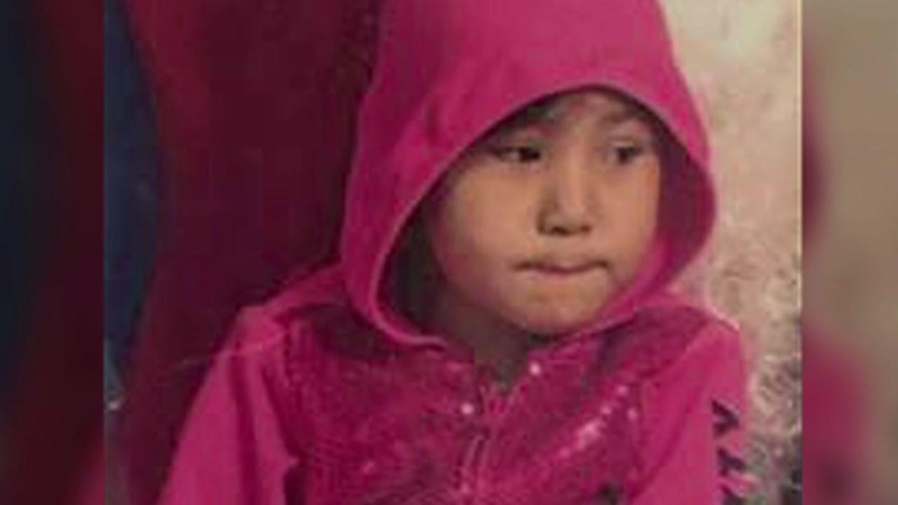 Missing 4-year-old girl found alive after two-day manhunt