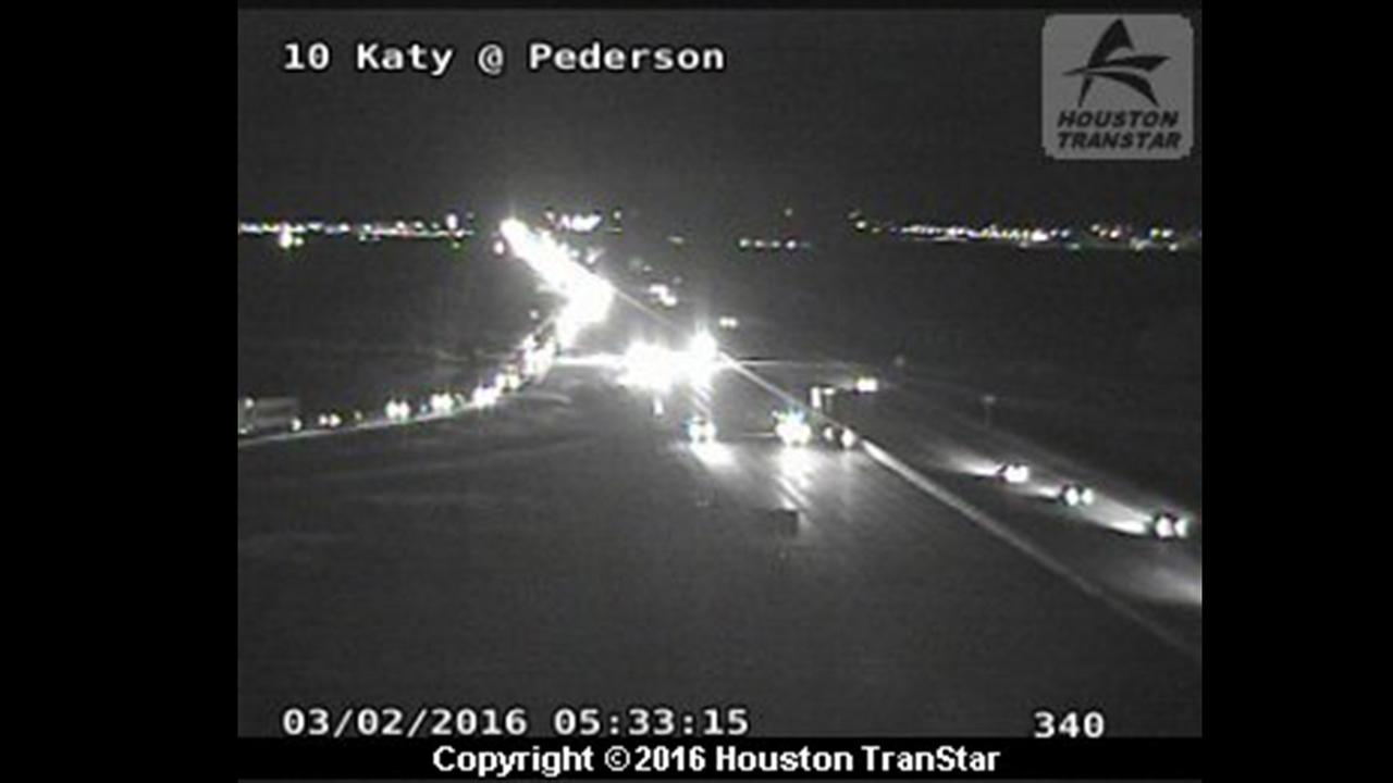 I-10 Eastbound now open at Pederson following fatal accident