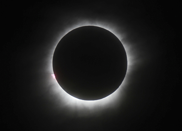 Eclipse 2017 En Houston >> First Total Solar Eclipse In Decades Will Sweep Across Us In 2017