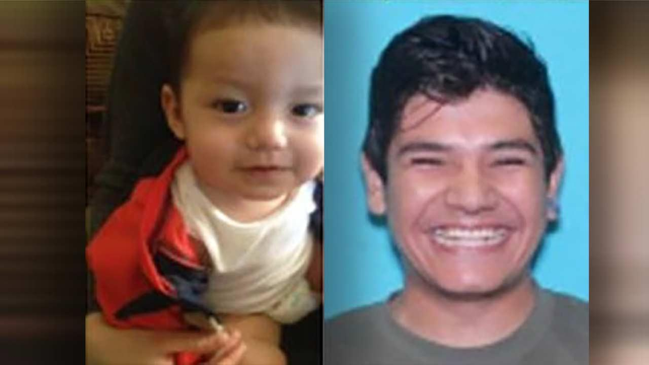 1-year-old boy found safe after Amber Alert issued