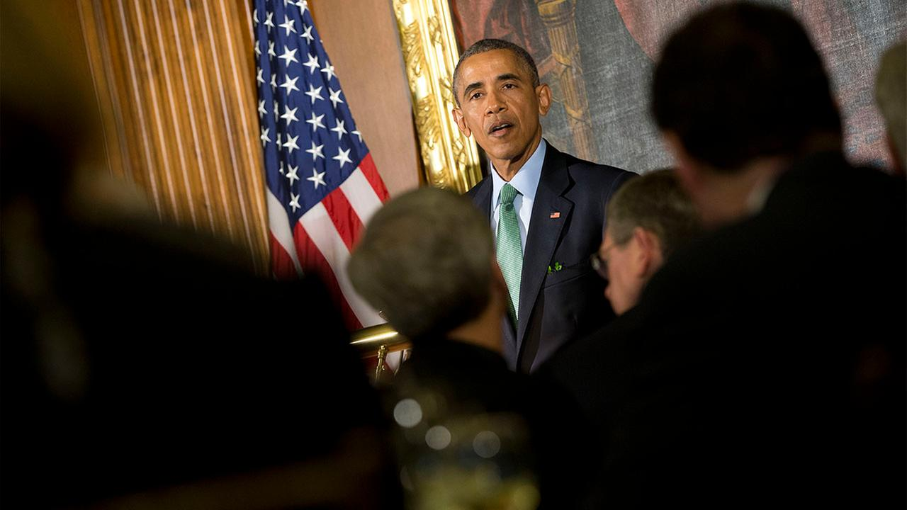Obama deeply dismayed by vulgarity, violence of campaign
