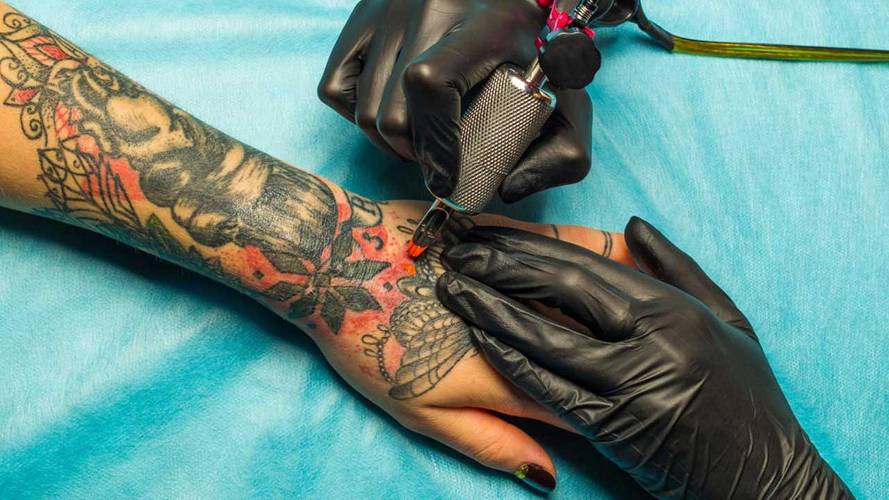 Researchers say getting tattooed makes your immune system stronger