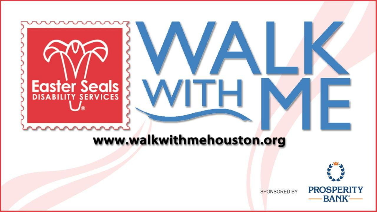 Easter Seals: Walk With Me