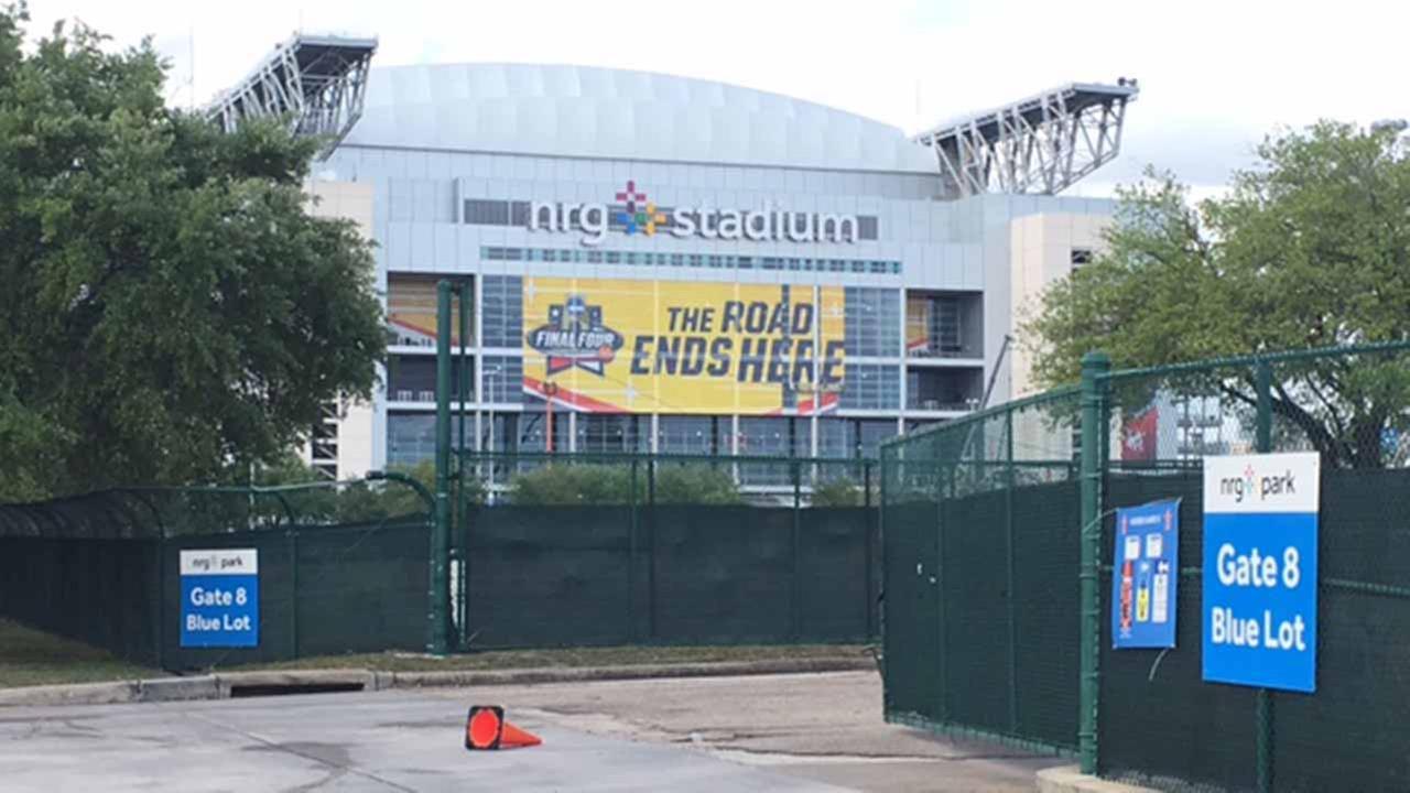 NRG Stadium - Final Four