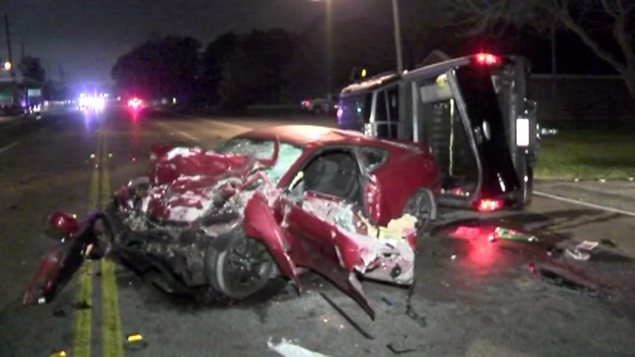 Atascocita crash