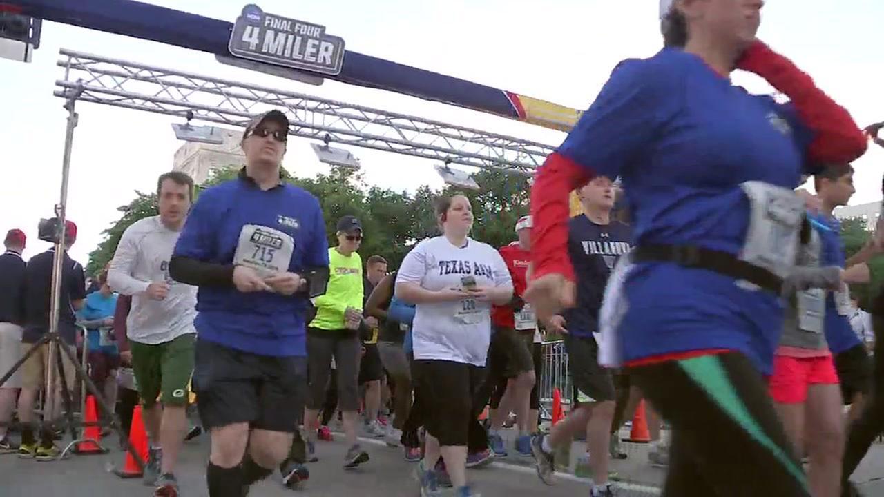 Final Four Miler