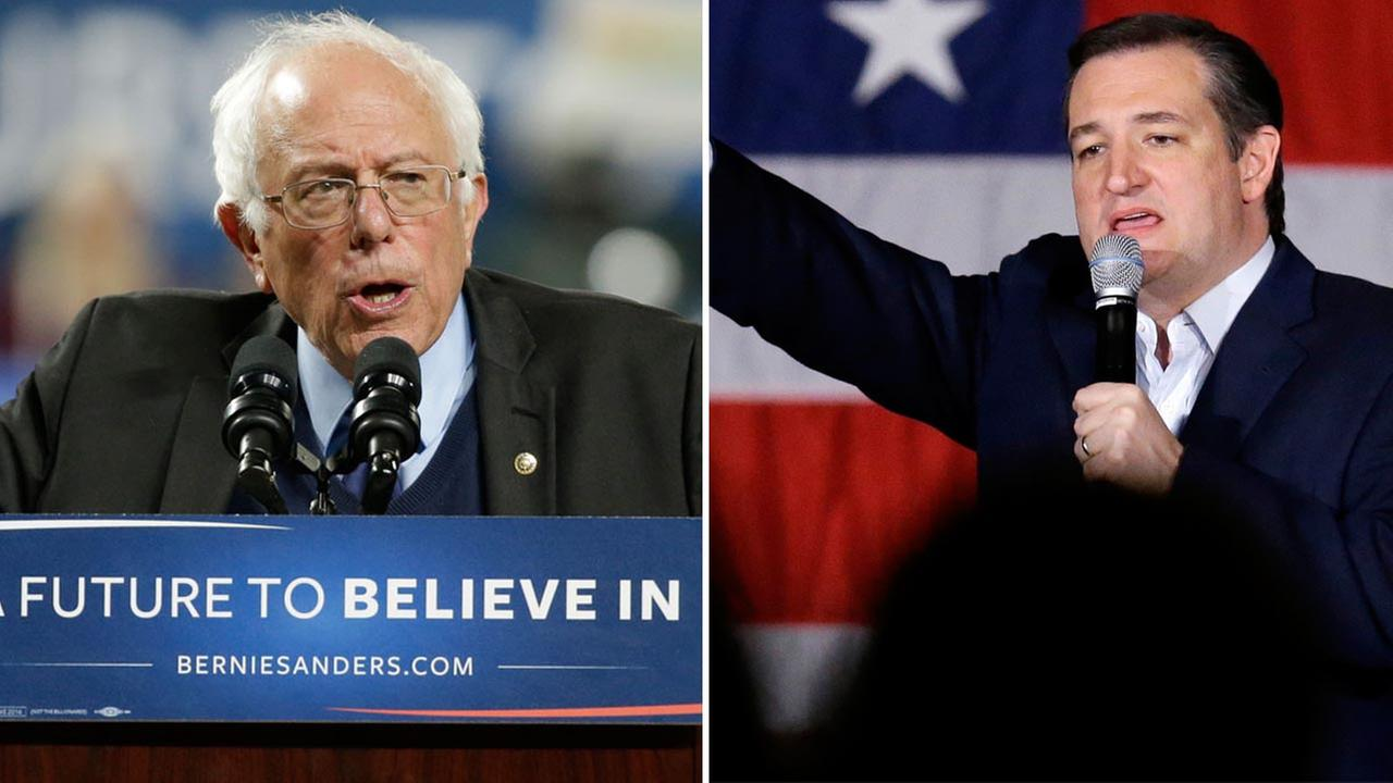 Bernie Sanders/Ted Cruz