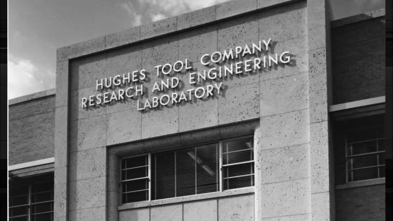 Hughes Tool building, Houston. Photo: Houston Public Library-HMRC