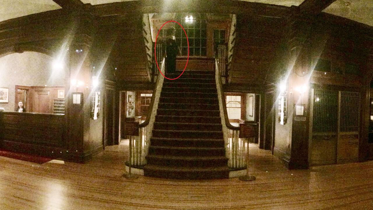 HORROR STORY COMES TO LIFE AS MYSTERIOUS PHOTO SHOCKS LOCAL MAN
