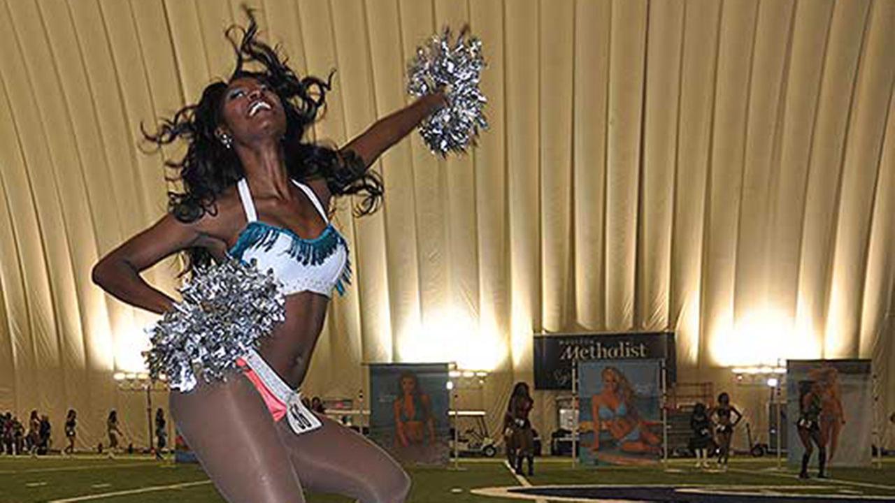 Vote for your favorite Houston Texans Cheerleader