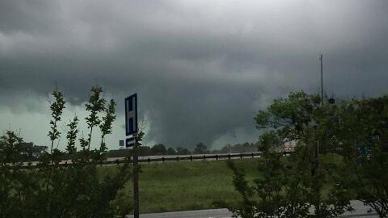 Lindale tornado