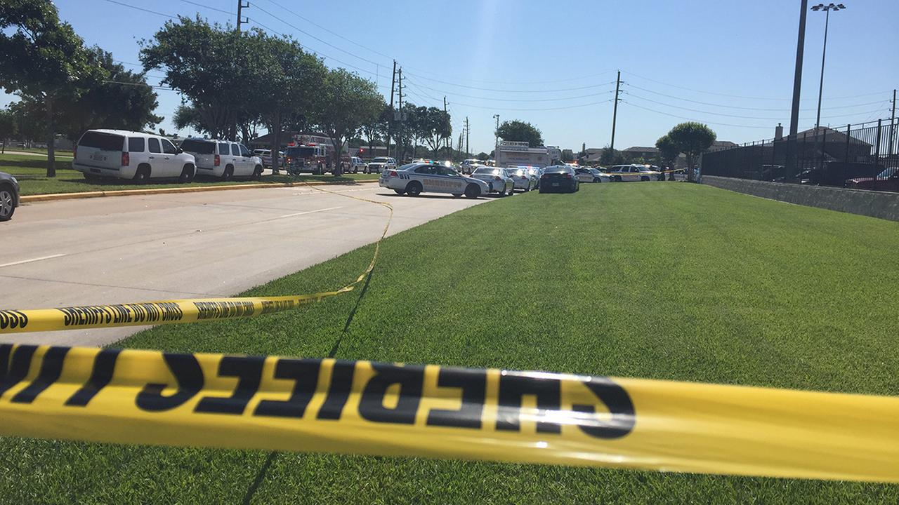 Photos from Katy-area workplace shooting