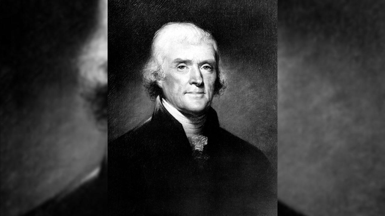 Lock of hair from Thomas Jefferson auctioned for $6,875
