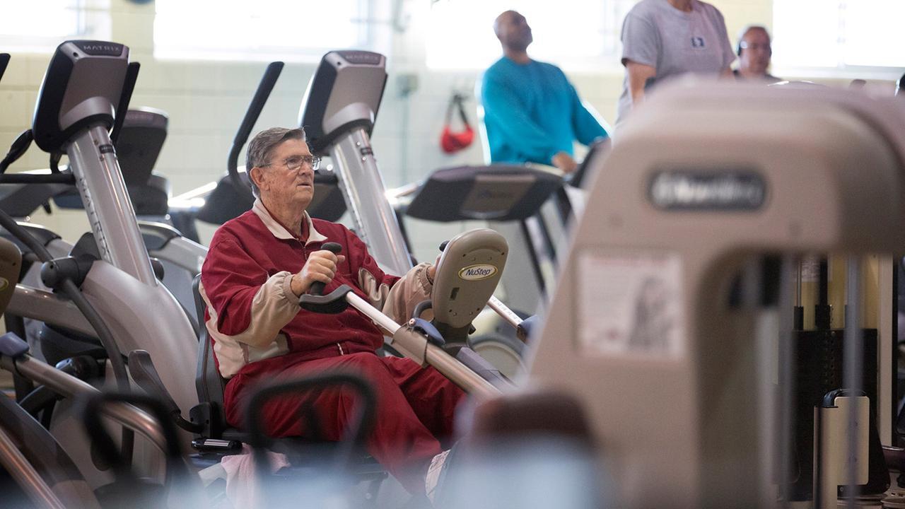 YMCA exercise - generic