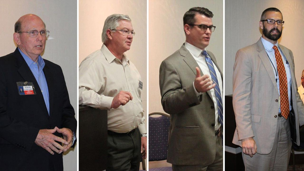 Liberty County candidates