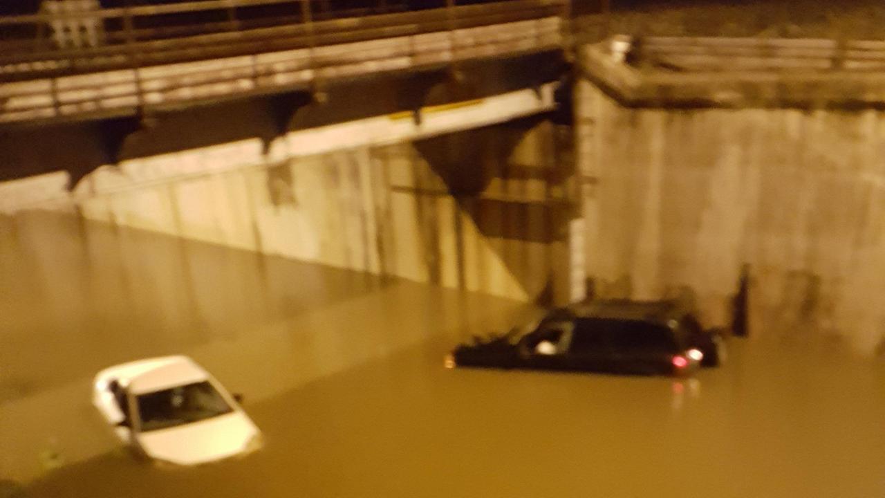 Frazier Street Flooding- 5/27/16