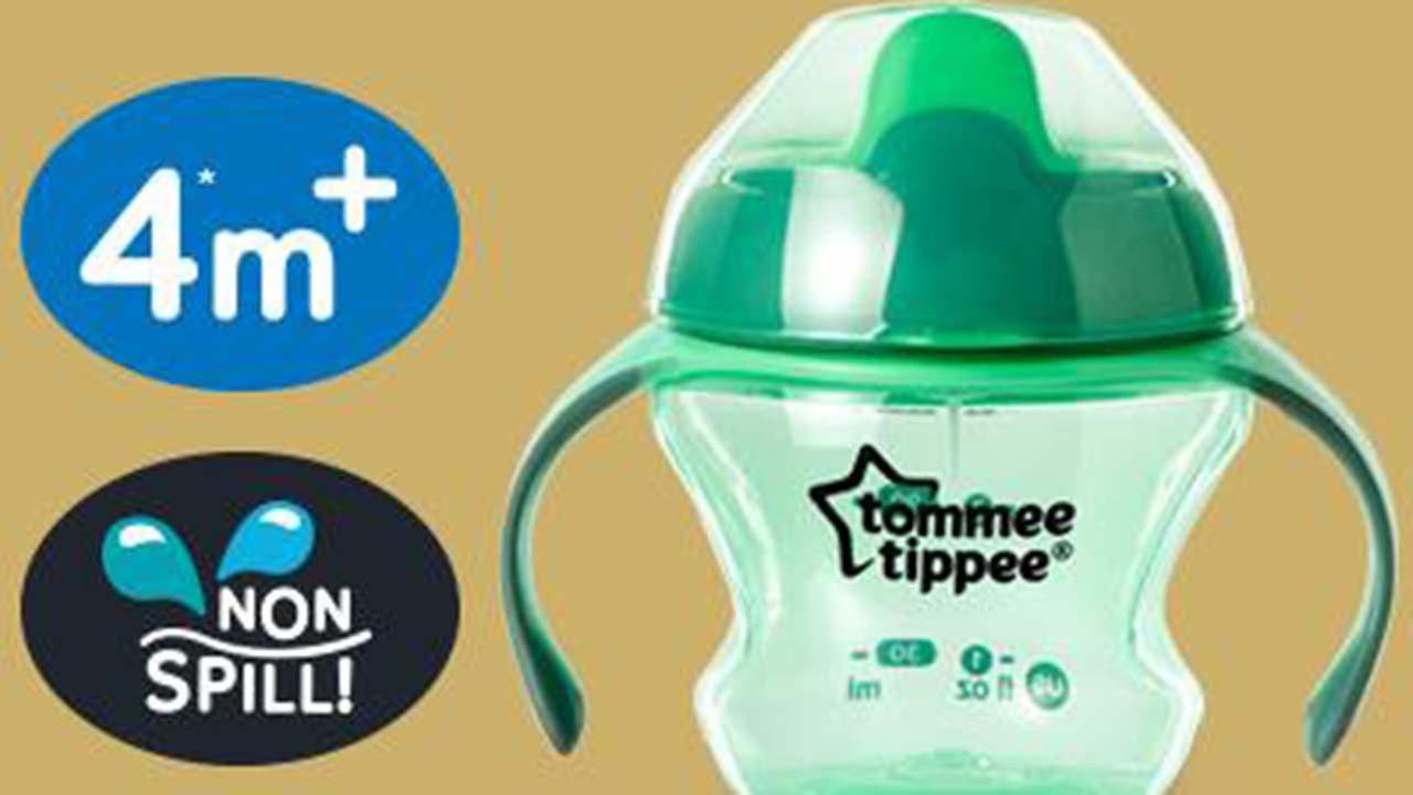 Millions of kids' spill-proof cups recalled due to mold risk