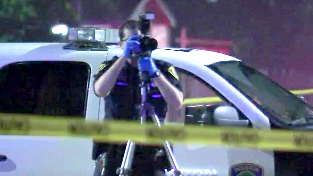 Shooting in NE Houston