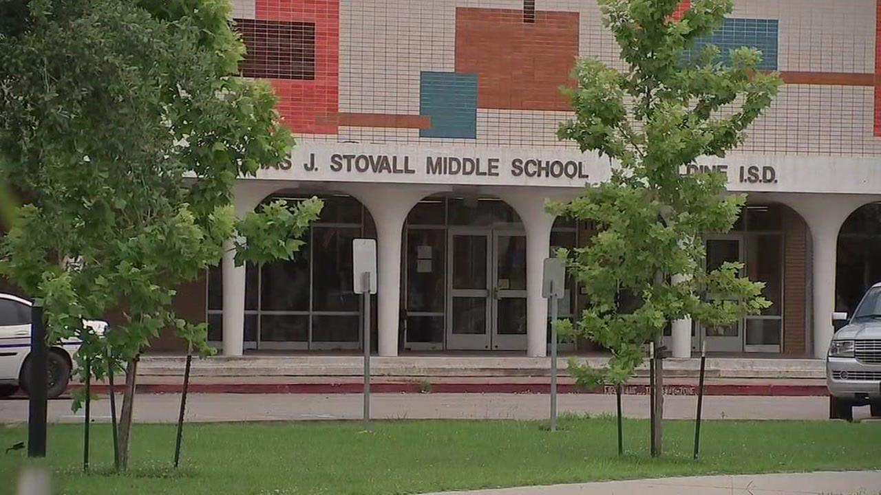 Houston middle school English teacher wanted on continuous sex abuse charge