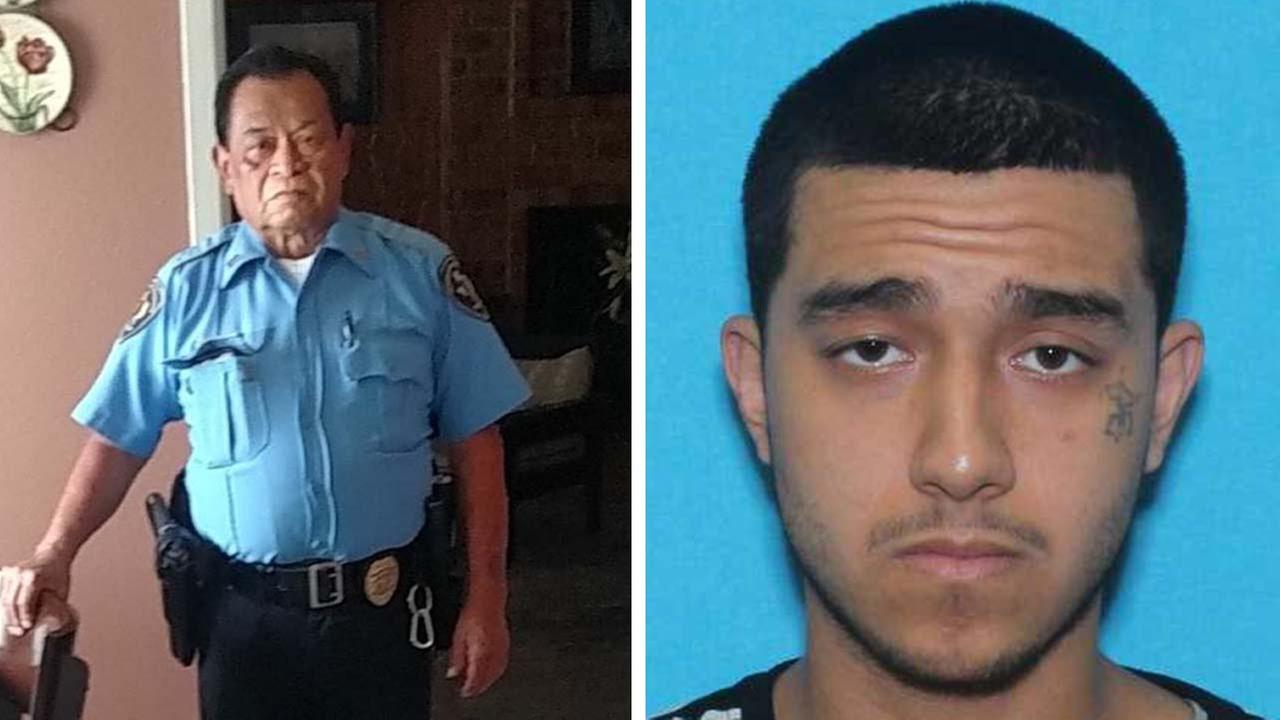 Man accused of gunning down security guard remains on run
