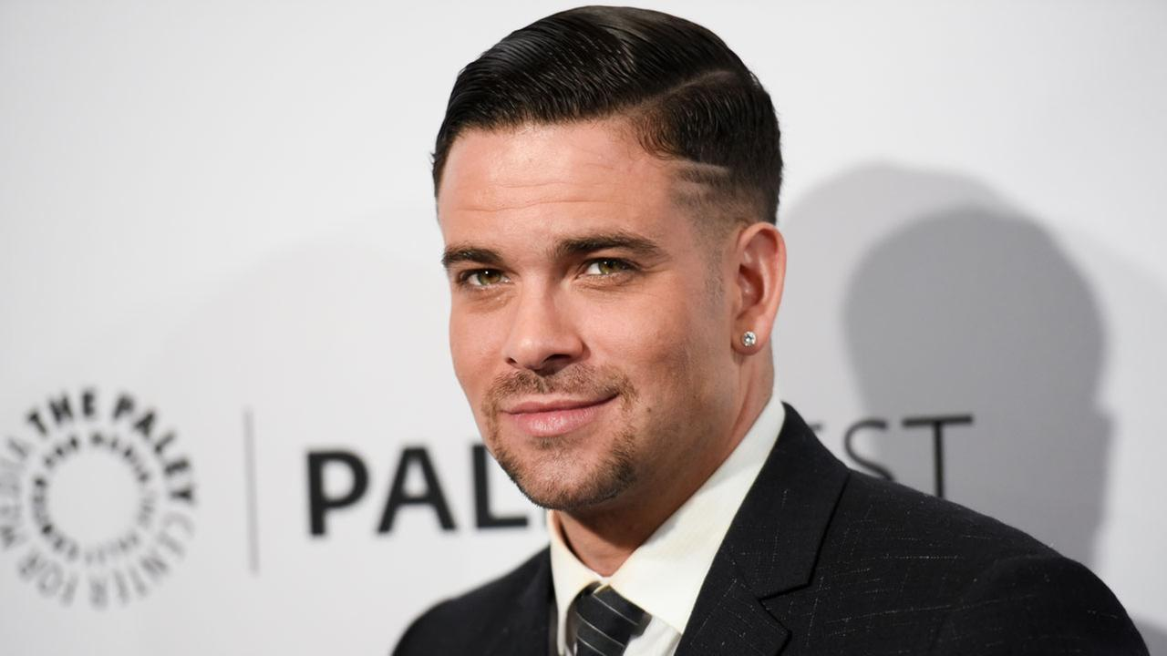 Mark Salling arrives at the 32nd Annual Paleyfest Glee held at The Dolby Theatre in Los Angeles on March 13, 2015.