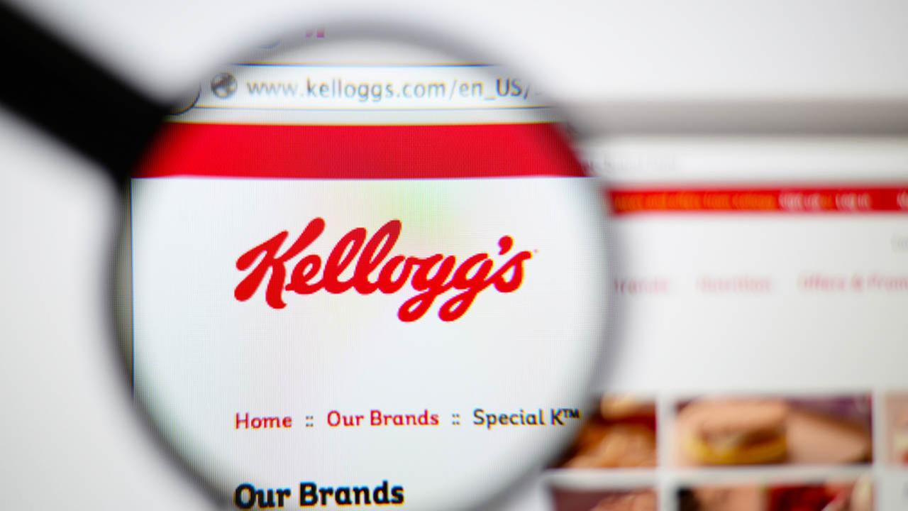 Kellogg recalls cookies and snacks over peanut residue