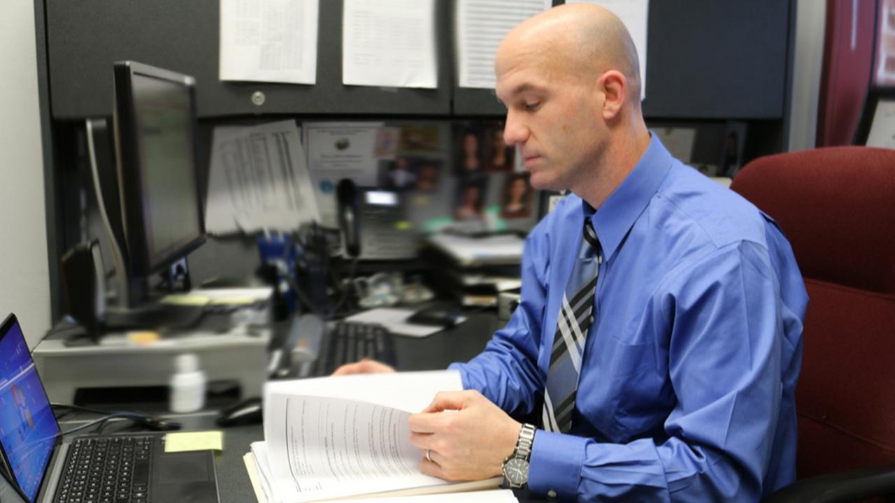 Sugar Land Police Sergeant recognized for keeping children safe online