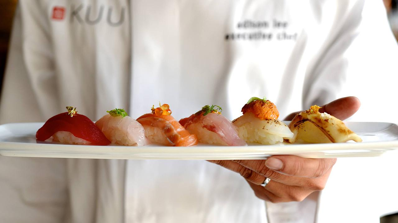 Sushi vocabulary 101