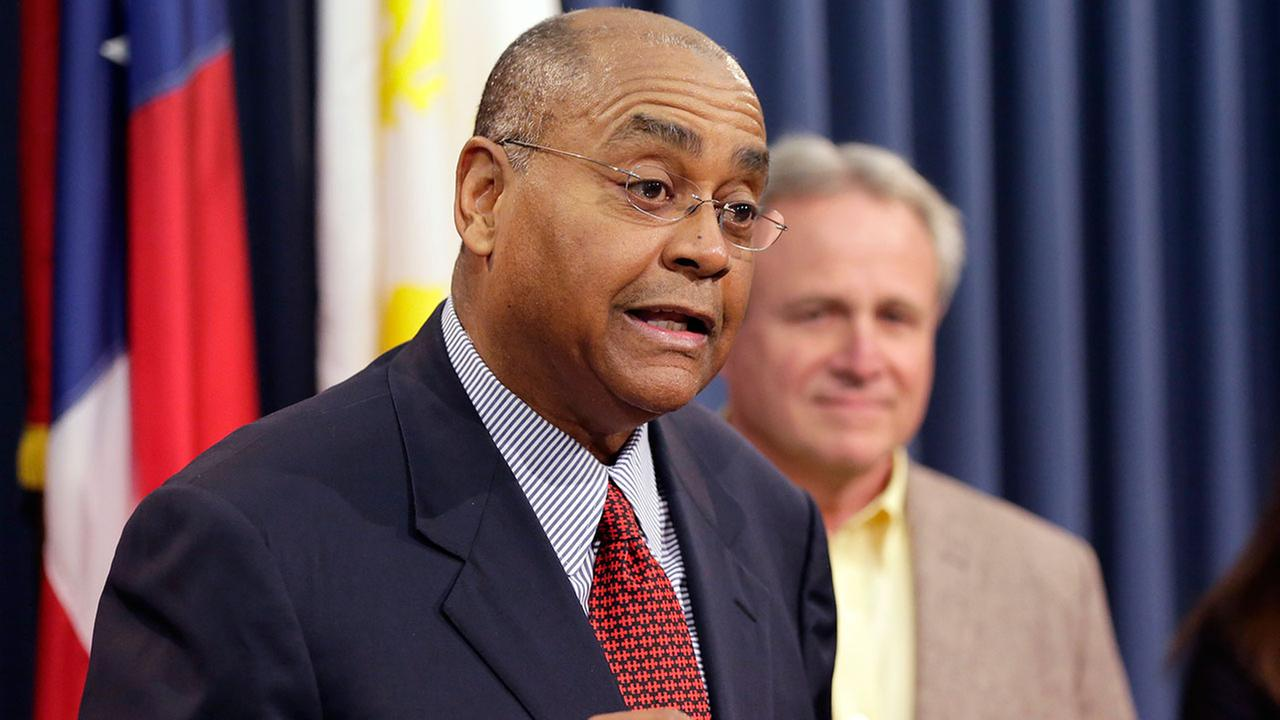 Rodney Ellis selected as new Harris Co. commissioner