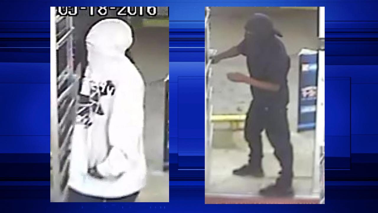 Reward offered in N Houston aggravated robbery