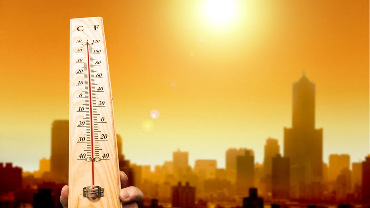 Heat advisory issued for SE Texas