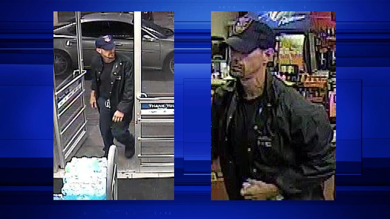 Local store robbed by fake police officer