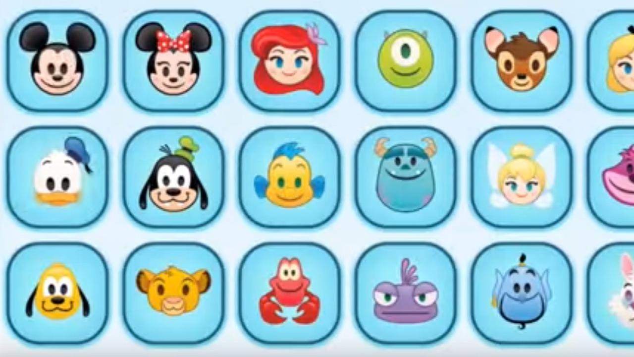 Disney to release 400 new character emojis abc13 disney to release 400 new character emojis buycottarizona