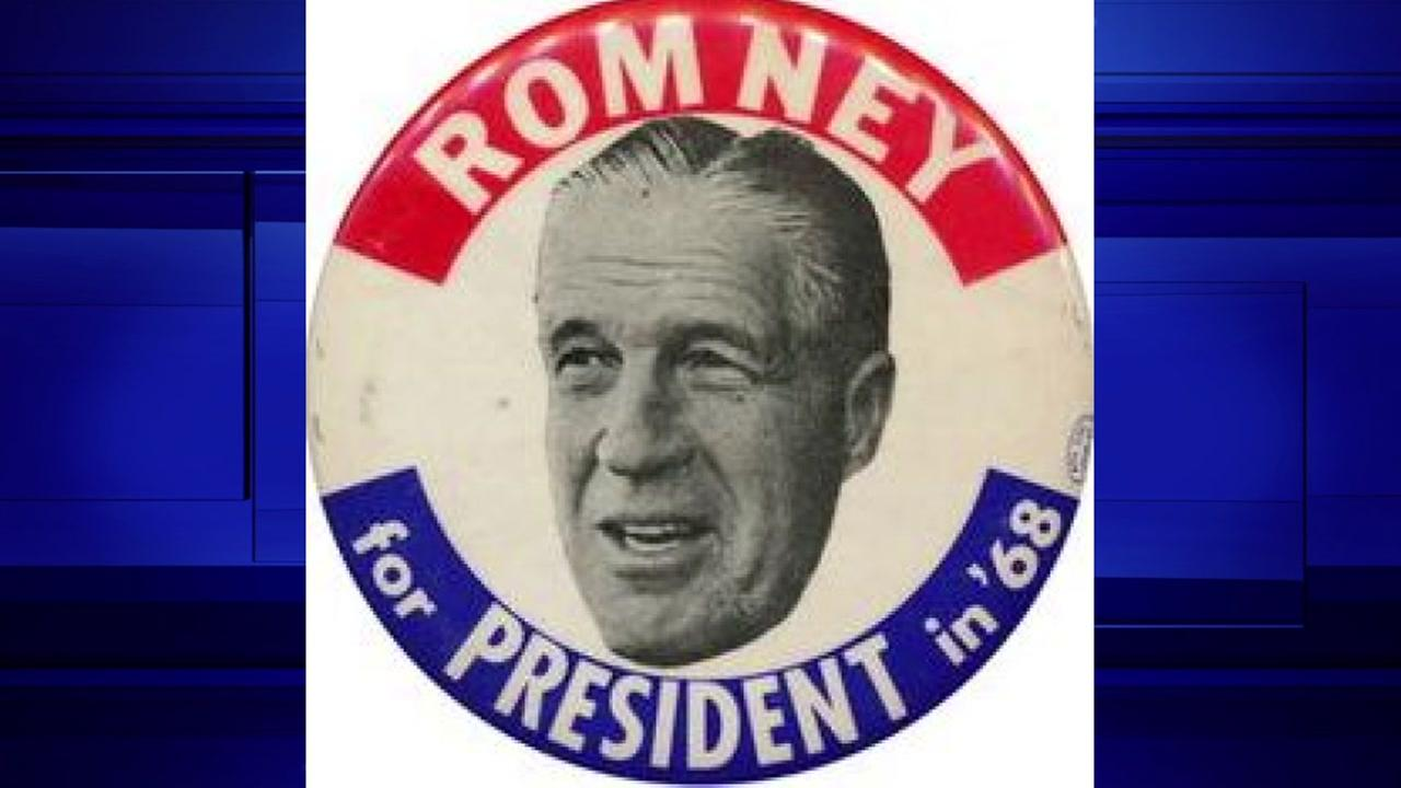 George Romney, ran for the Republican nomination in 1968, but lost.