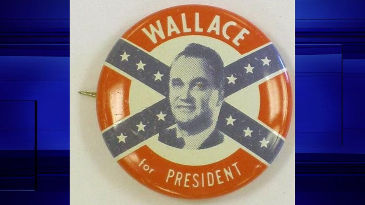 George Wallace, 1968, as candidate for the American Independent Party