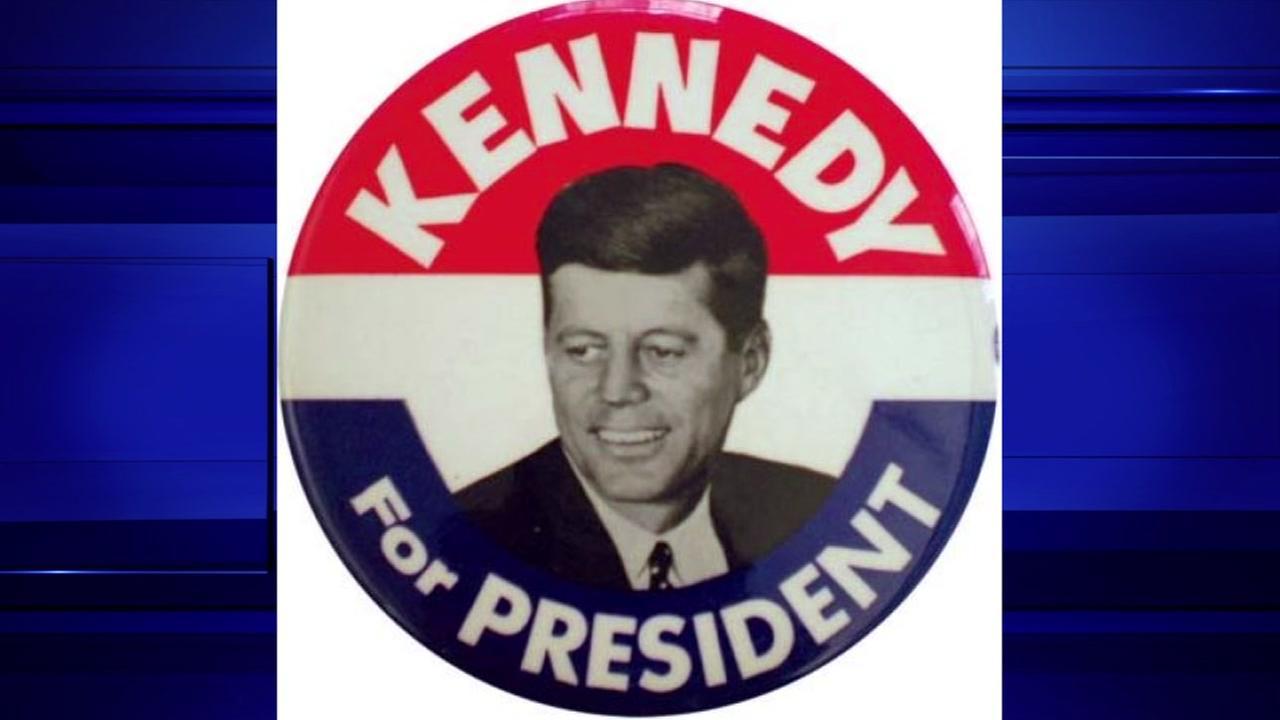 John F. Kennedy, President 1961-63