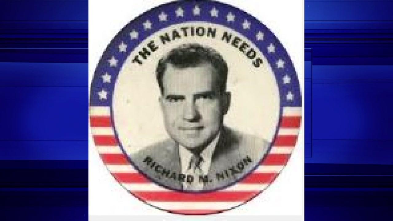 Richard Nixon, President from 1969-74