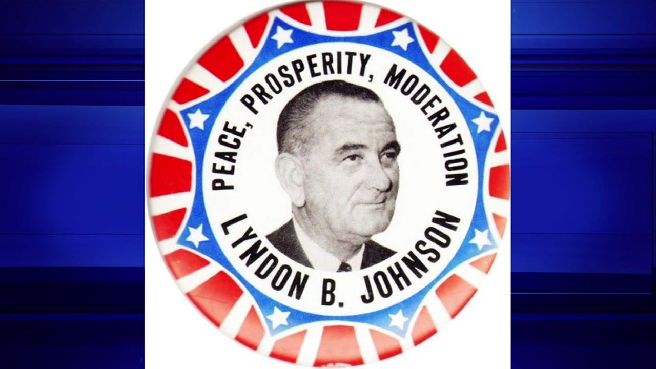 Lyndon B. Johnson, President 1963-69