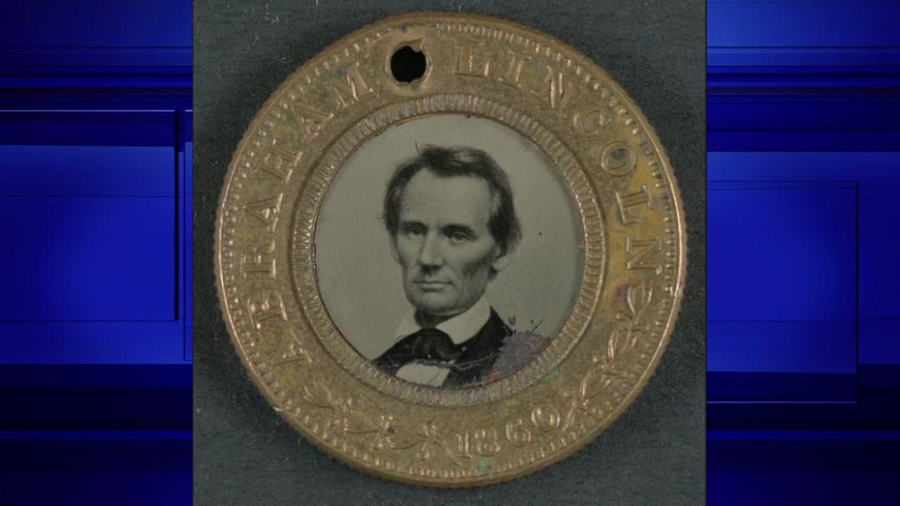 Abraham Lincoln, President 1861-65