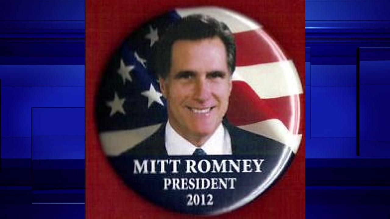 Mitt Romney, Republican candidate for President in 2012.