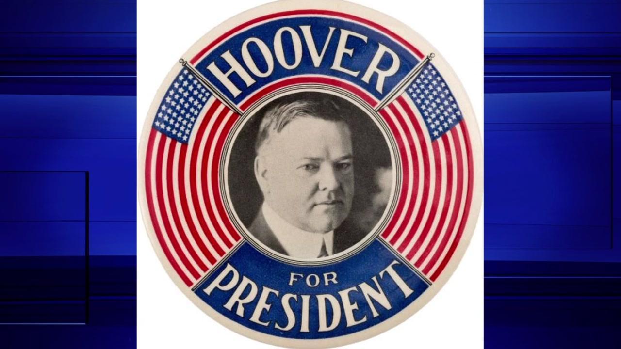 Herbert Hoover, 31st President of the U.S. 1929-33