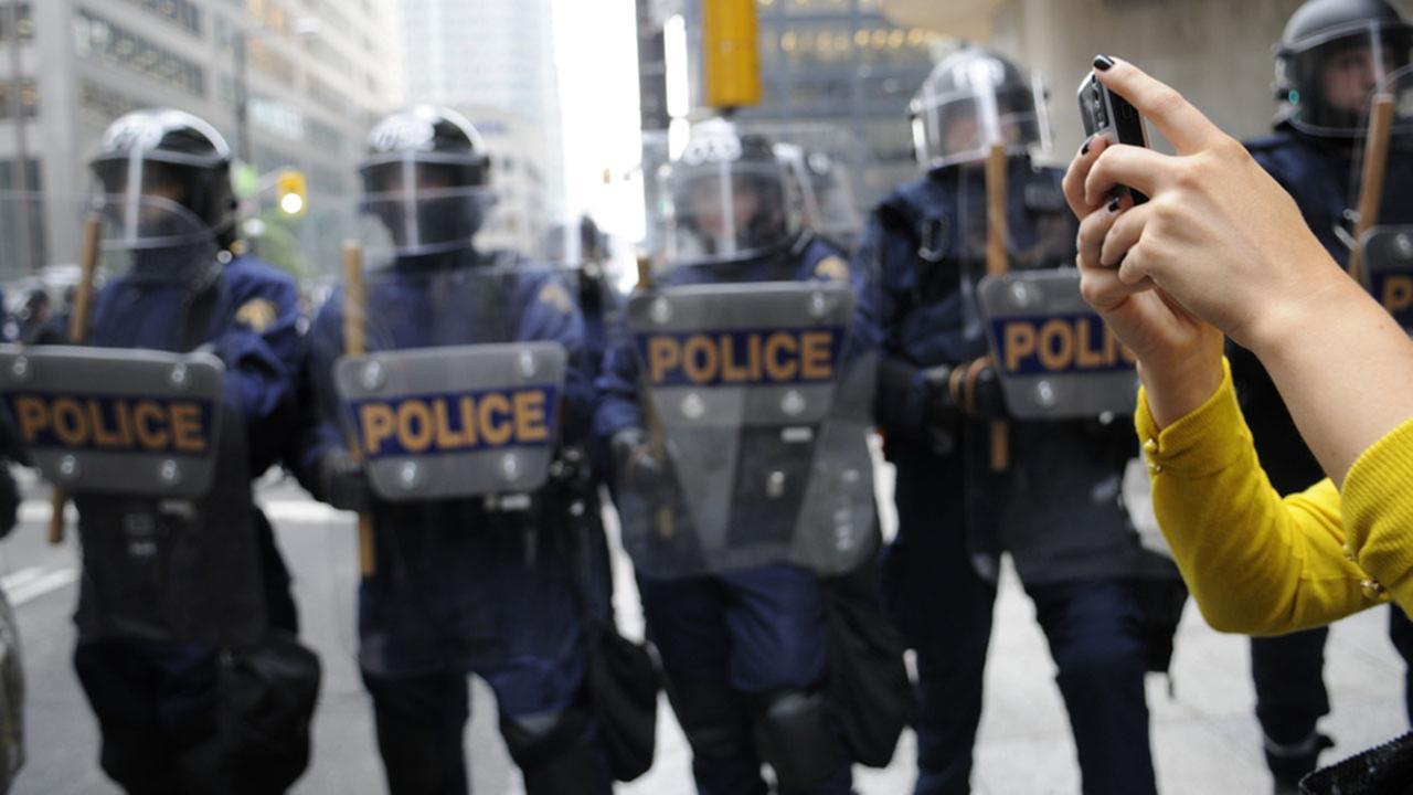 North Carolina keeps public from seeing police camera videos