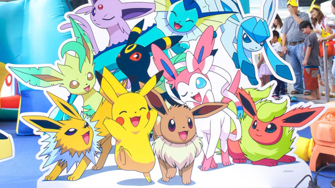 Eevee is Texas' most wanted Pokemon, survey finds