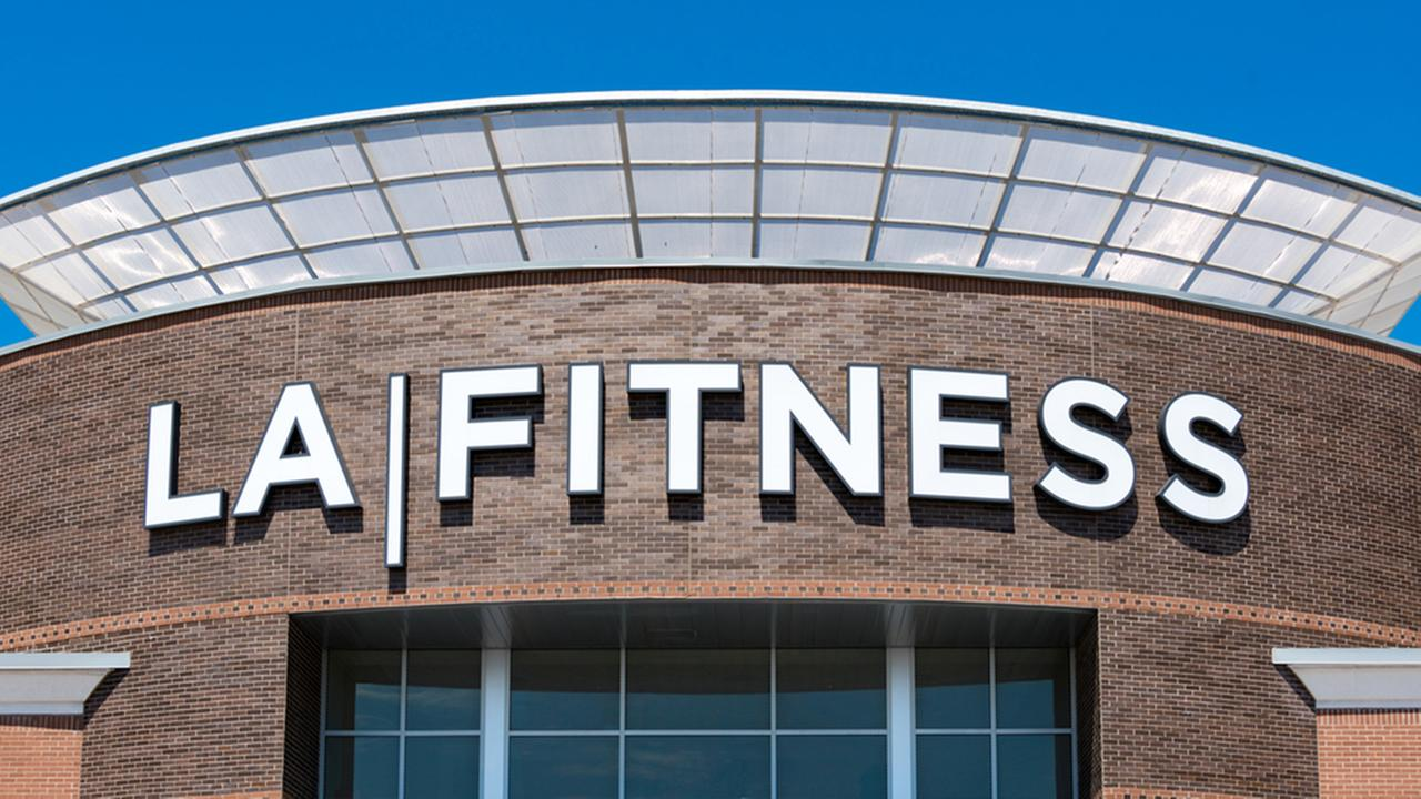 A stock image of an La Fitness location