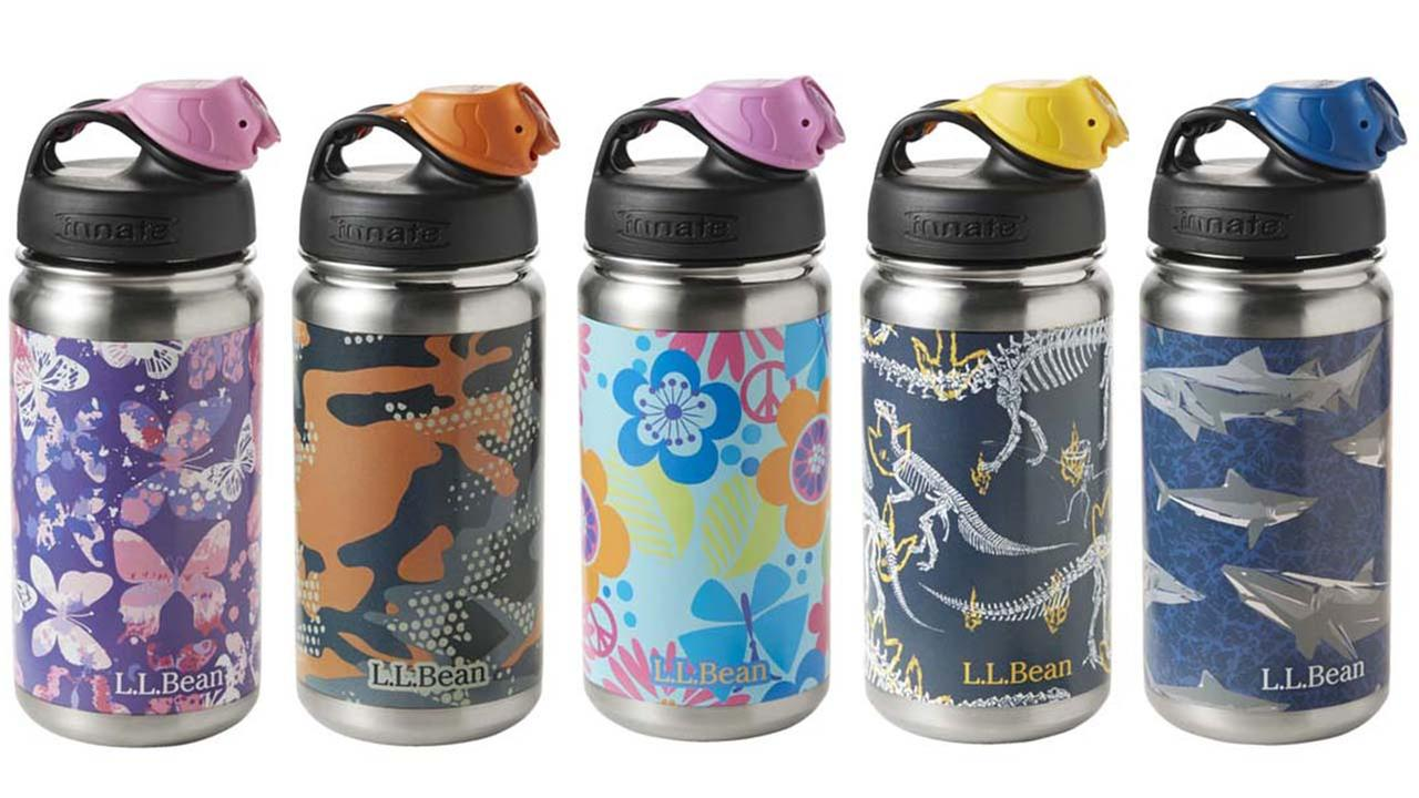 Recalled water bottles