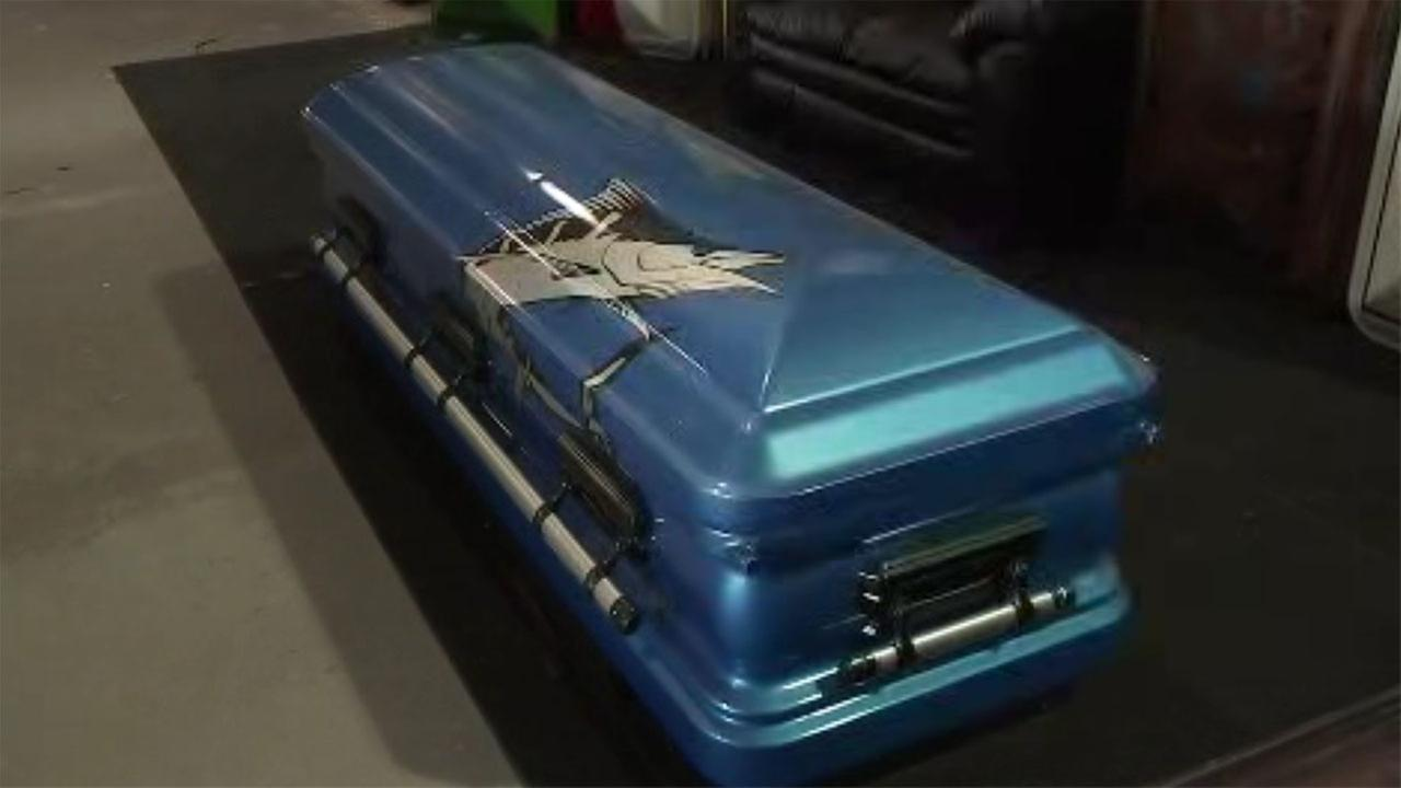 Houston company to donate caskets