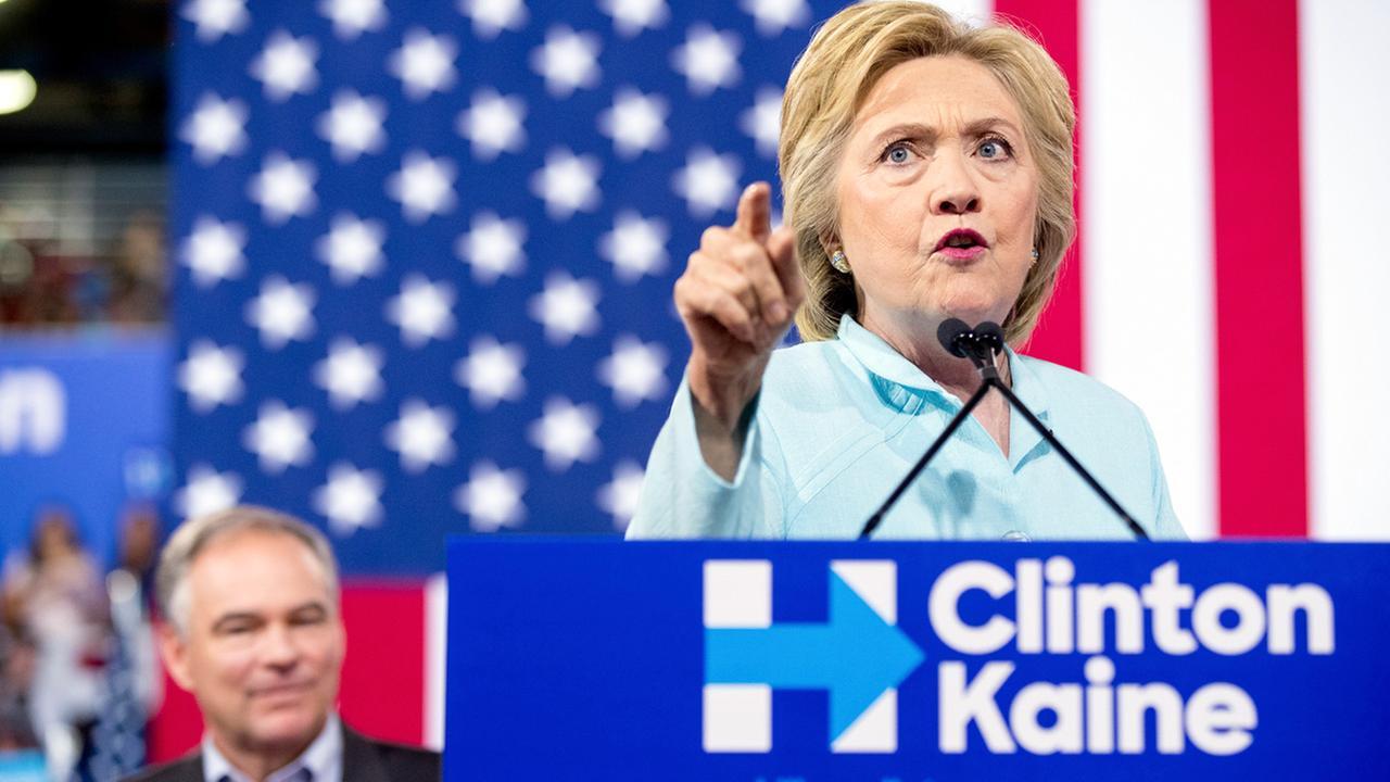 Hillary Clinton - Tim Kaine