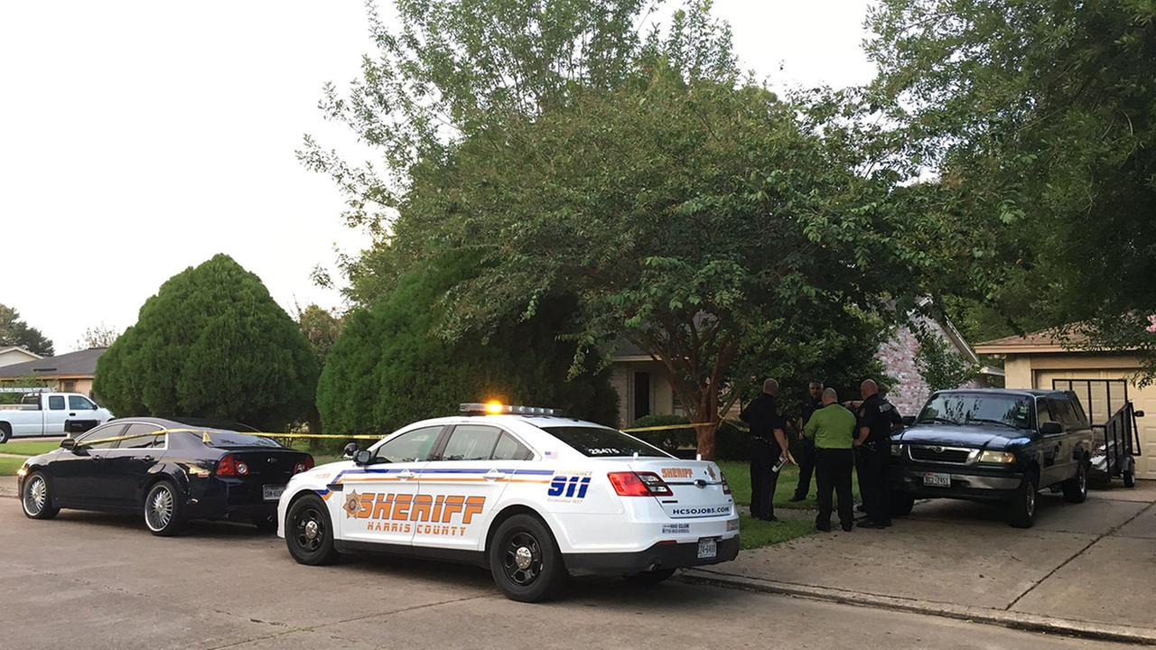 5-year-old shot in NW Harris County