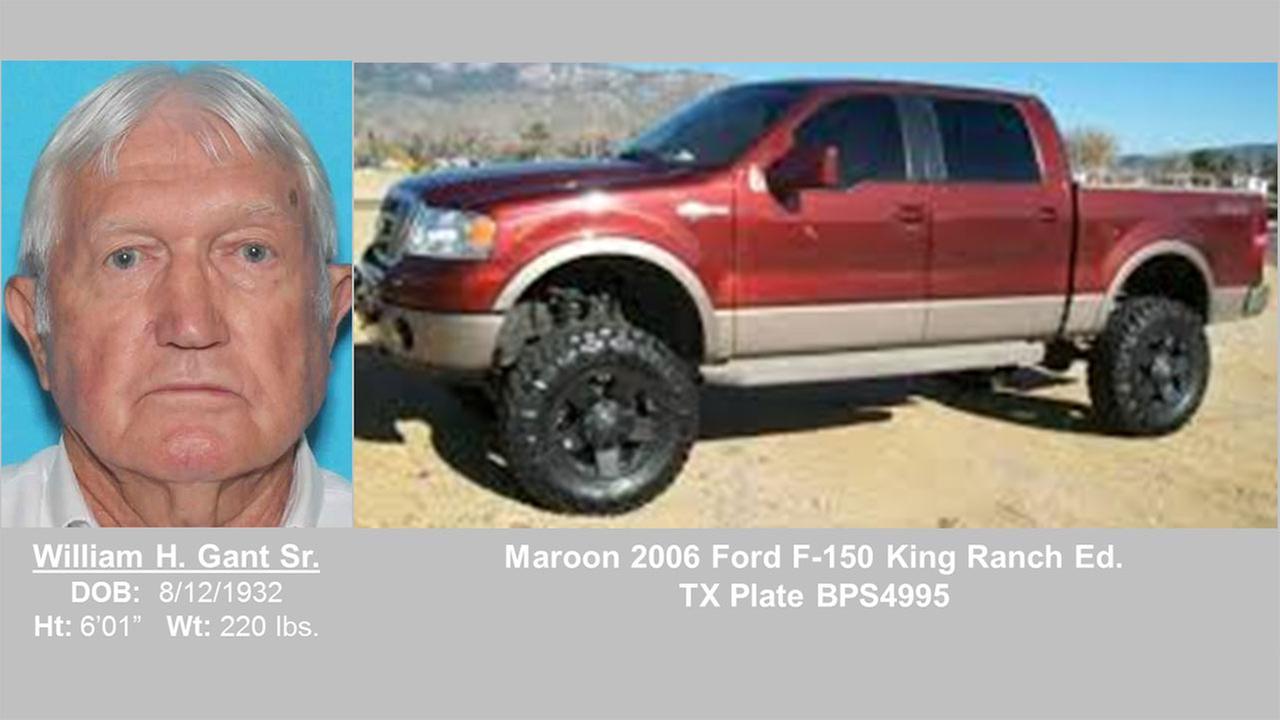 Silver alert issued for missing senior